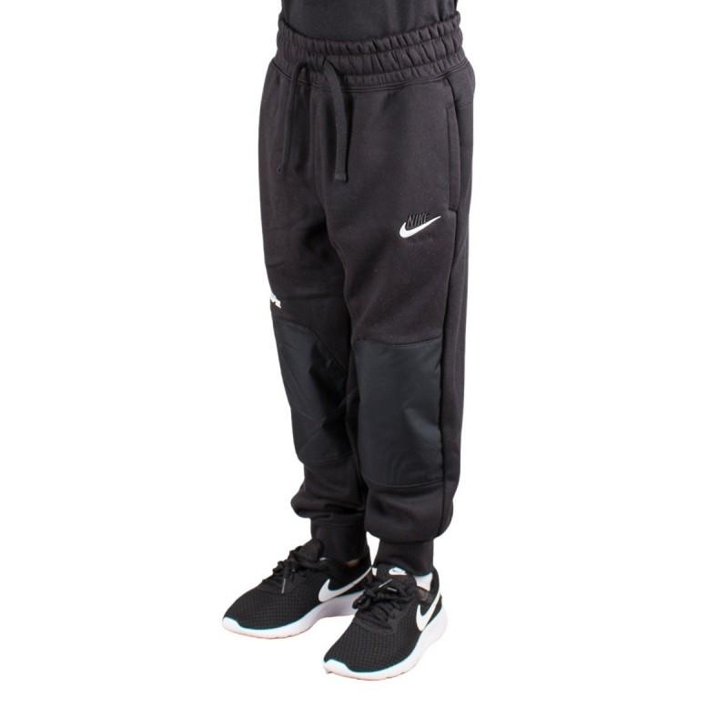 Nike Pantalon De Chandal Air Fleece Negro Nino