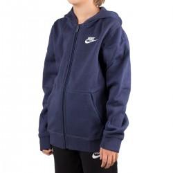 Nike Sudadera Sportswear Club Azul marino medianoche Niño