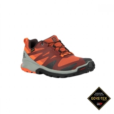 Salomon Zapatilla XA ROGG GTX Burnt Brick Phantom Red Orange Naranja Hombre