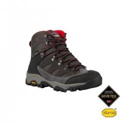 Bestard Bota trekking Beraton Gore-Tex Gris Rojo Hombre