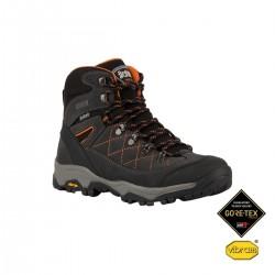 Bestard Bota trekking Borobia Gore-Tex Gris Naranja Hombre