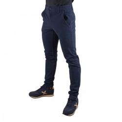 Dockers Pantalón Smart 360 Flex Alpha Skinny Fit Pembroke Azul Hombre