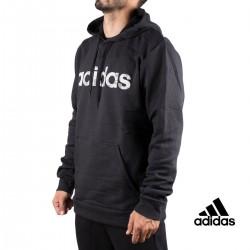 ADIDAS Sudadera Camo Linear Sweatshirt Black White Hombre