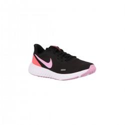 Nike Zapatilla Revolution 5 Negro Carmesí flash Rosa extremo Mujer