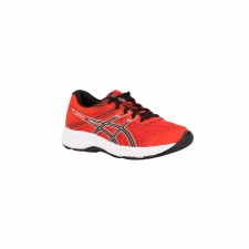 Asics Zapatilla Contend 6 GS Fiery Red Black Niño