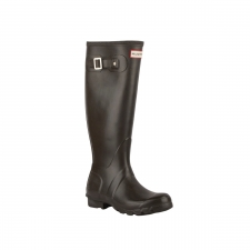 Hunter Bota Original Tall Chocolate Marrón Mujer