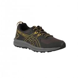 Asics Zapatilla Trail Scout Graphite Grey Saffron Gris Mostaza Hombre
