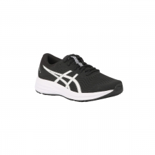 Asics Zapatilla Patriot 12 Black White Negro Blanco Niño