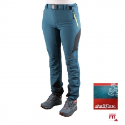 +8000 Pantalón Zermatt 20I Pato Azul Mujer