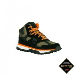 Timberland Bota Trail Trekker Mid GTX Naranja Negro Junior