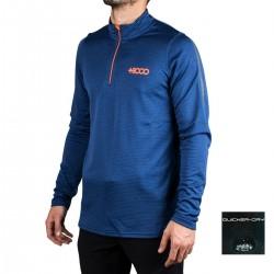 +8000 Camiseta Singhi 20I Azul Abyss Vigoré Naranja Hombre