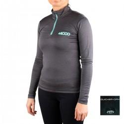 +8000 Camiseta Polari 20I Asfalto vigoré Mujer