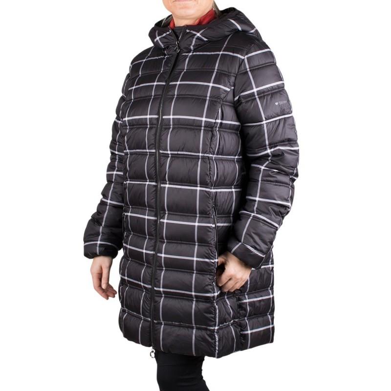 Street One Abrigo largo cuadros 201379 Mujer