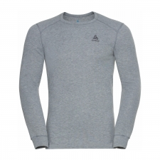 Odlo Camiseta Interior Active Warm ECO Grey Melange Gris Hombre