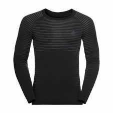 Odlo Camiseta Interior larga Performance Light Black Negro Hombre
