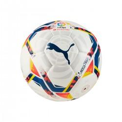 Puma Balón fútbol de entrenamiento La Liga Accelerate Hybrid Blanco White multi colour