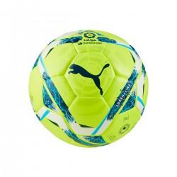 Puma Balón fútbol de partido La Liga Adrenalina Hybrid Amarillo Fluor Lemon Tonic-multi colour
