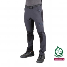 Ternua Pantalon Withorn Whales Gray Dark Lagon Gris Azul Hombre