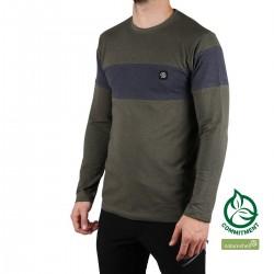 Ternua Camiseta Tarleid Deep Forest Verde Hombre