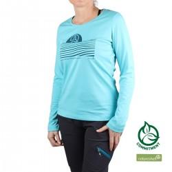 Ternua Camiseta 1207401 FULA 5403 Mujer