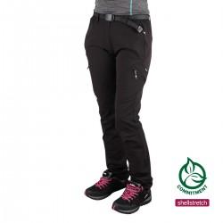 Ternua Pantalón FREYDEL A-Black Negro Mujer