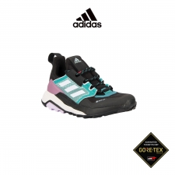Adidas Zapatilla Terrex Trailmaker GTX W Core Black Sky Tint Purple Tint Mujer