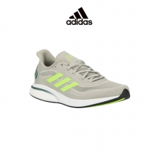 Adidas Zapatilla Supernova M Boost Metal Grey Signal Green Silver Metallic Verde Hombre