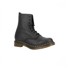 Dr. Martens Bota PASCAL 8-EYE VIRGINIA Black Negro Mujer