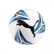 Puma Balón fútbol ftbPLAY Big Cat White Black Electric Blue Blanco Azul
