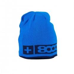 +8000 Gorro Logo Azul Intenso Hombre