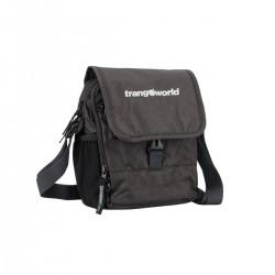 Trangoworld Bolso/Bandolera Blaueis Negro Unisex