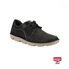 On Foot Zapato BLUCHER ELASTICOS Negro Hombre