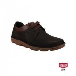 On Foot Zapato BLUCHER ELASTICOS TESTA marrón oscuro Hombre