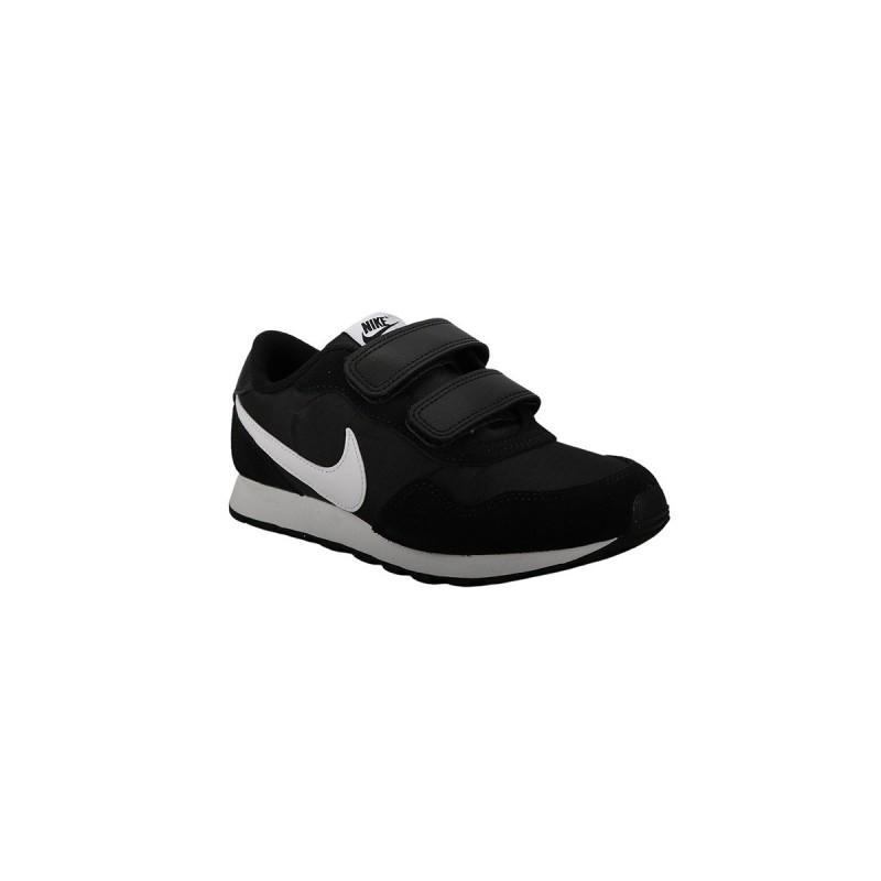 Nike Zapatilla MD Valiant PSV Black Negro Niño