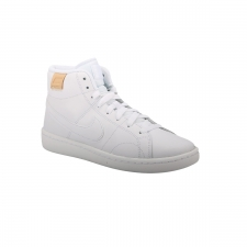 Nike Zapatilla Court Royale 2 Mid White Blanco Mujer