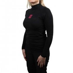 Rox Camiseta térmica Rox R-Gold Negro Mujer