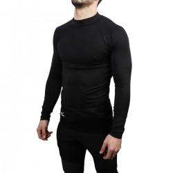 Softee Camiseta térmica Bubble Negro Hombre
