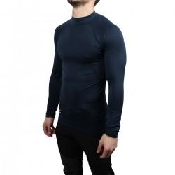 Softee Camiseta térmica Bubble Azul Marino Hombre