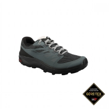 Salomon Zapatilla OUTline GTX Stormy Weather Black Lunar Rock Gris Mujer