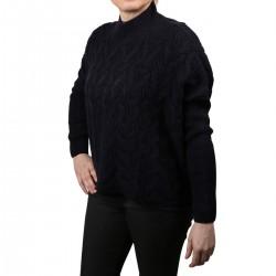 Pepe Jeans Jersey Katia Punto Azul Marino Deep Sea Mujer