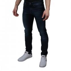 G-Star Jeans Revend Skinny Fark Aged Indigo Azul Lavado Hombre