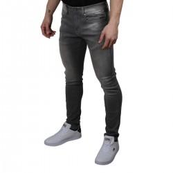 G-Star Jeans Revend Skinny LT Aged Destroy Grey Gris Roto Hombre