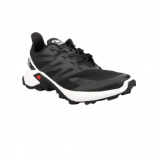 Salomon Zapatilla Supercross Blast Black White Black Negro Blanco Hombre