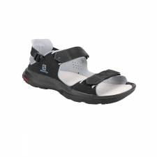 Salomon Sandalia Tech Sandal Feel Black Flint Stone Black Negro Hombre