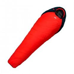 Millet SACO BAIKAL 1100 REG Izquierda Rouge Fire Rojo Negro