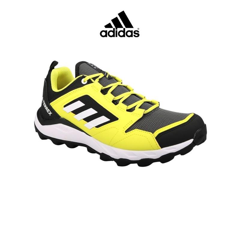 Adidas Zapatilla Terrex Agravic TR Amarillo Hombre