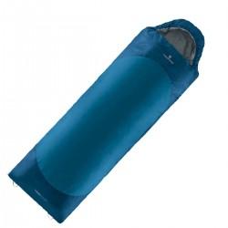 Ferrino Saco de dormir Yukon Plus SQ Izquierda Azul