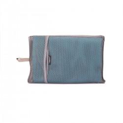 Trekmates Toalla Microfibra Travel Towel Body Ocean Azul 90x150cm