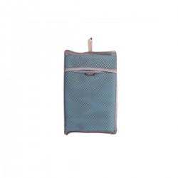 Trekmates Toalla Microfibra Travel Towel Hair Ocean Azul 45x105cm