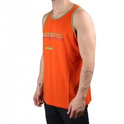 Trangoworld Camiseta Noid Boulder naranja Hombre